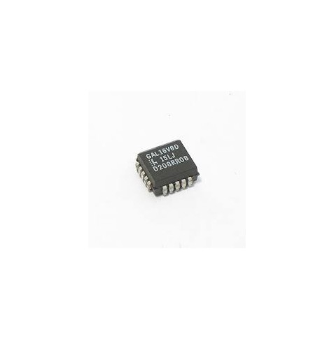GAL16V8D-15LJ układ scalony SMD 20PLCC