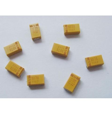 100uF/10V SMD B 10% Kondensator Tantalowy