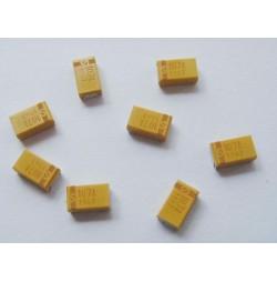 100uF/20V SMD D 20% Kondensator Tantalowy